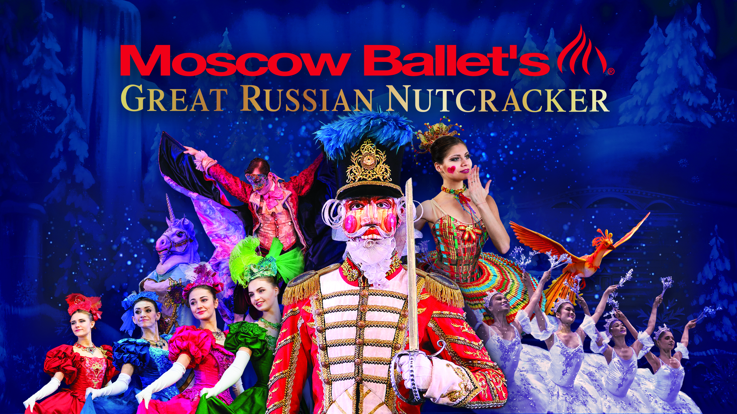 Moscow Ballet's Gift of Christmas Tour