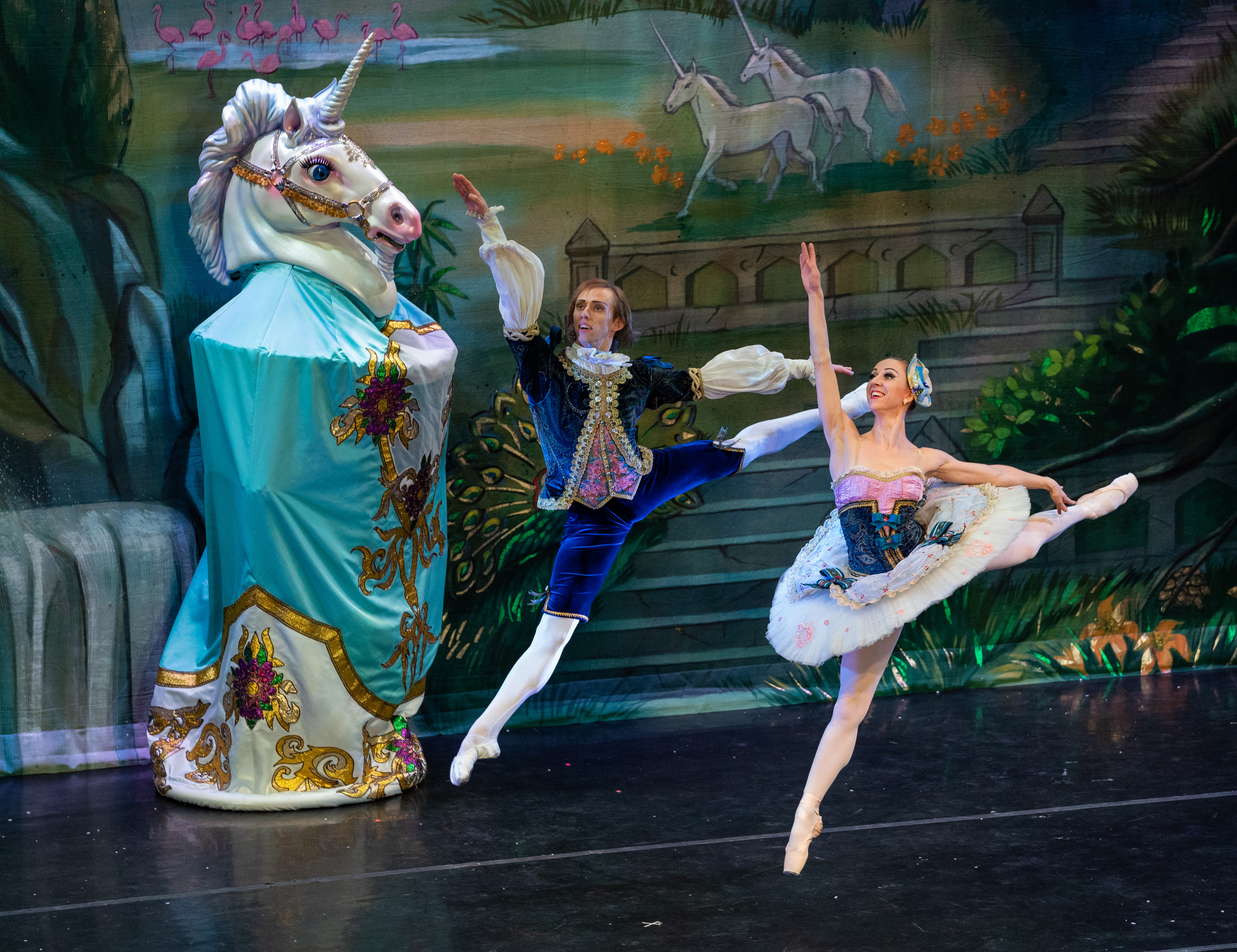 Moscow Ballet's French Variation