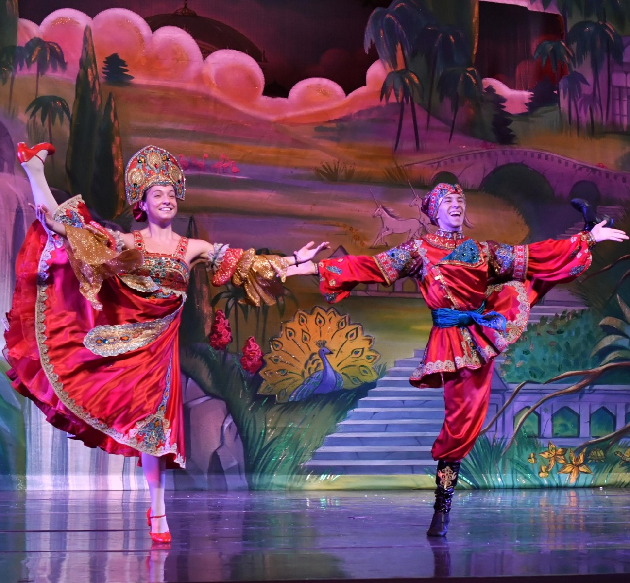 Moscow Ballet's Great Russian Nutcracker Russian Variation