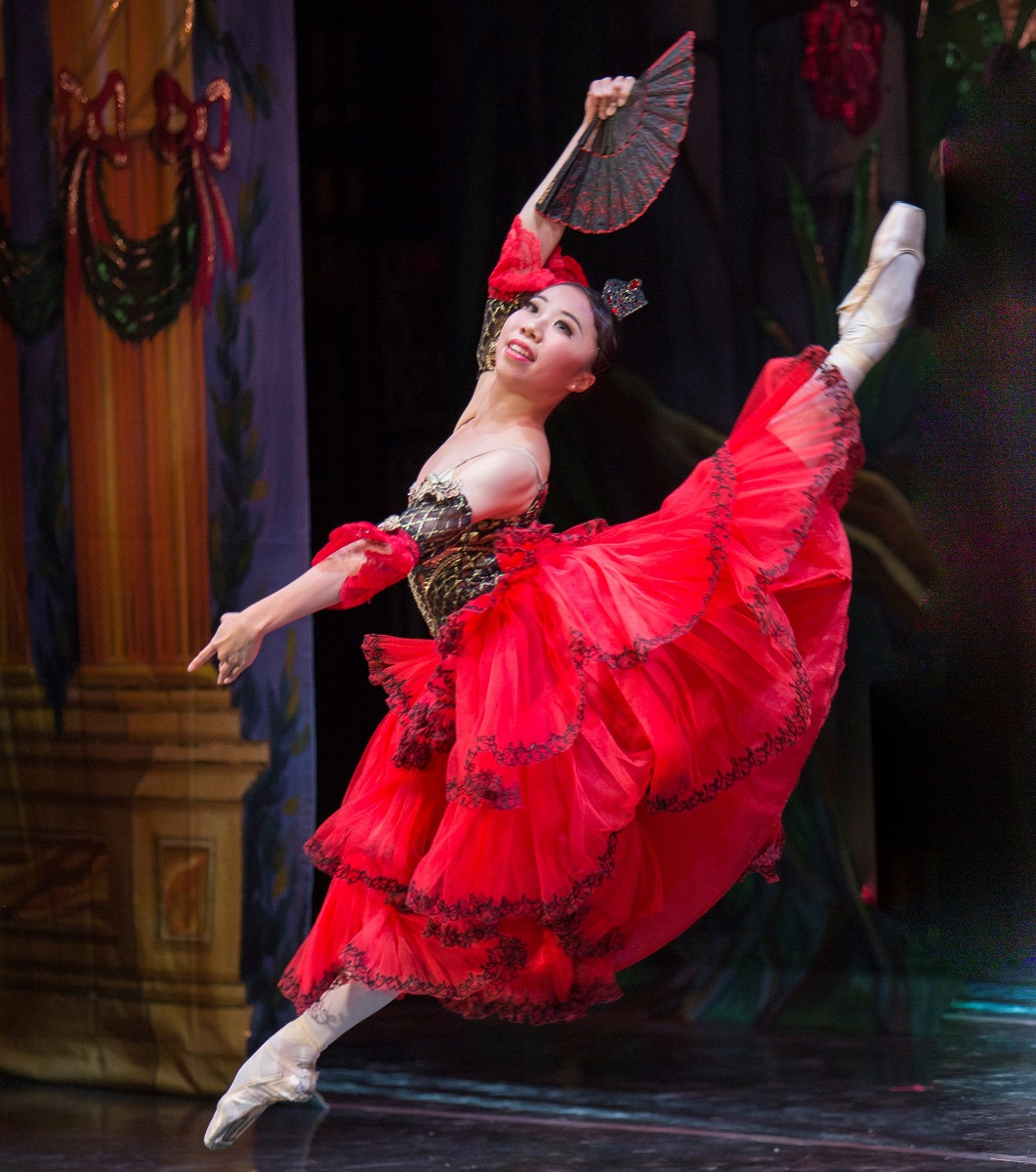 Moscow Ballet's Great Russian Nutcracker Spanish Variation
