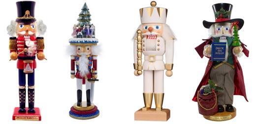 Moscow Ballet's Christmas Wooden Nutcracker Traditions